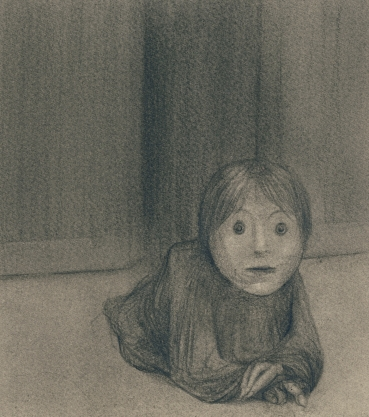 Marc Hulson Untitled 2011 graphite on paper 18x15cm